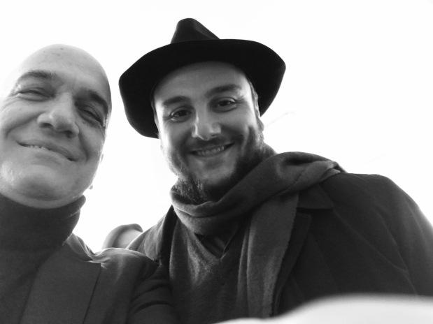 Massimo Donà e Davide Grossi
