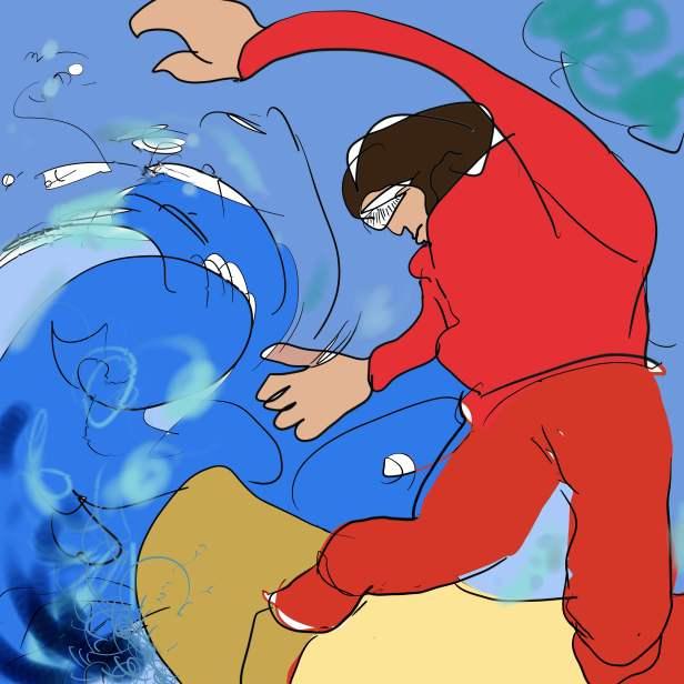 SURF-MAN