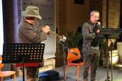 Massimo Donà con David Riondino ad URBINO
