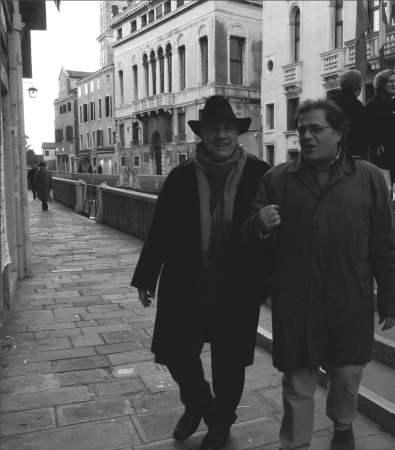 Massimo Donà e Andrea Tagliapietra a VENEZIA
