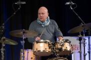 Davide Ragazzoni sul palco a BERGAMO (maggio 2017)