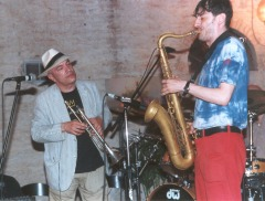 Massimo Donà e Francesco Bearzatti