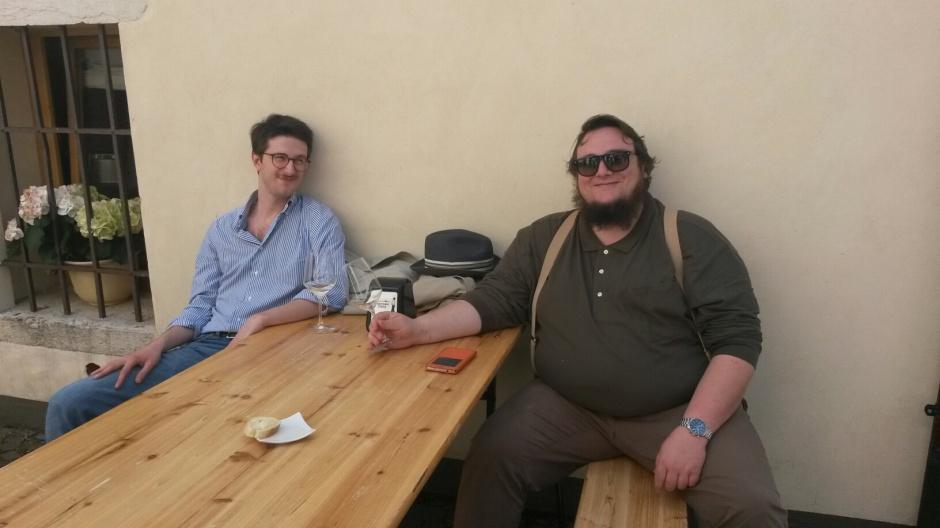 GIULIO GORIA e DAVIDE GROSSI