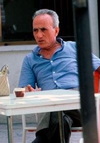 Il padre di Massimo Donà: Roberto (nel 1982, forse...)
