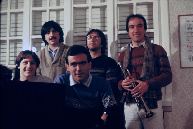 Jazz Forms 1982 - Donà, Cesselli, Ragazzoni, Caldura e Pavan