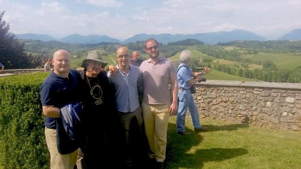 Marco Bruni, Massimo Donà, Alfredo Gatto, Federico Croci. jpg