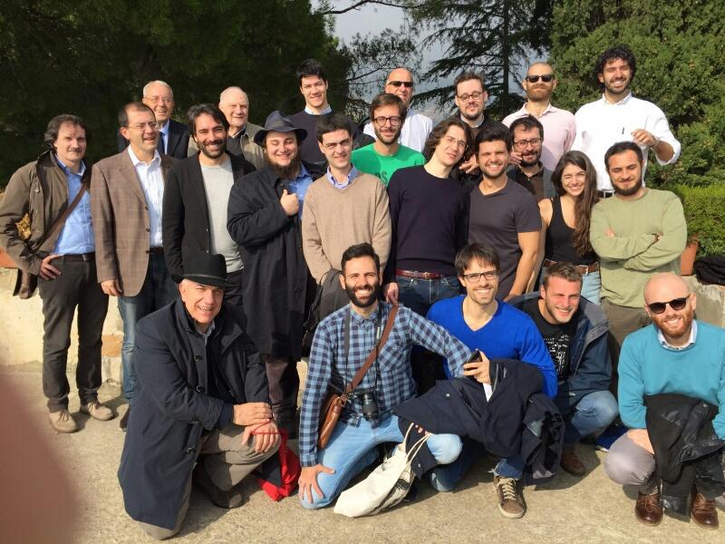 Massimo Donà a RAVELLO al termine della MASTER CLASS (9-11 novembre 2015)
