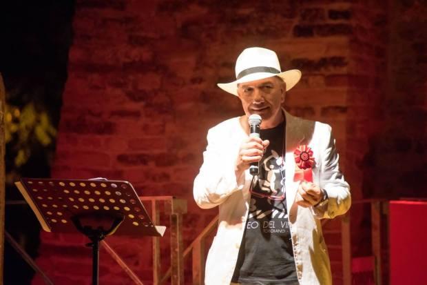 Massimo Donà ad ORTEZZANO il 30 luglio 2016 - CARBONEIDE