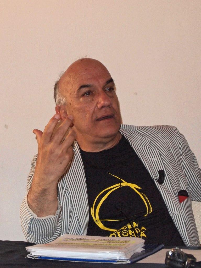 Massimo Donà alla SUMMER SCHOOL su GIovanni Gentile (AGLIENTU -LUGLIO 2015)