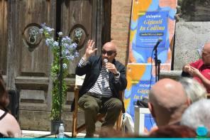 Massimo Donà con Giampaolo Gravina e Gabriele Da Prato CICLOPICA 2016