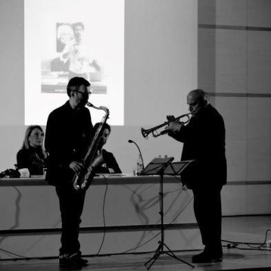 Michele Polga e Massimo Donà - Performance a PADOVA