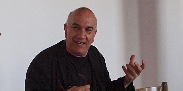 Massimo Donà, durante la conferenza su FIGURE DELL'ESTREMO IN MELVILLE (Castelsardo GIUGNO 2016)