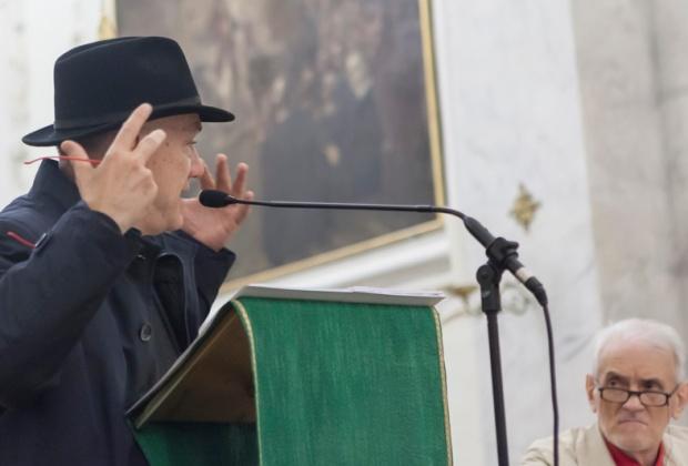 Massimo Donà e Carlo INVERNIZZI (20 ottobre 2015) - ASTINO - BERGAMO