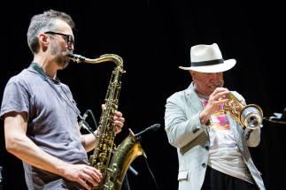 Massimo Donà e Michele POLGA a Erbusco il 14 giugno 2017