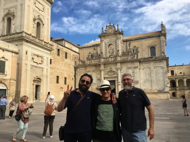 Massimo Donà, Luca Nolasco e Francesco Fiorentino a LECCE il 10 giugno 2017jpg
