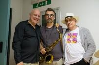 Massimo Donà, Michele Polga e Davide Ragazzoni (ERBUSCO 2017) FOTO DI MARCO FOGLIA