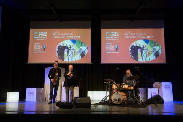 Massimo Donà, Michele Polga, Davide Ragazzoni (BERGAMO maggio 2017)