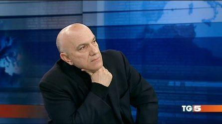 Massimo Donà ospite di LA LETTURA di Carlo Gallucci (CANALE 5)