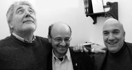 Antonio Gnoli, Franco Volpi e Massimo Donà