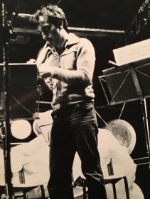 Massimo Donà a Lovere (lago d'Iseo), in concerto con la BIG BAND di GIORGIO GASLINI, dopo aver frequentato il primo corso di Jazz al Conservatorio G. Verdi di Milano