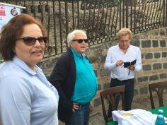 Andrea Tagliapietra con CLAUDIO BARTOCCI a SAVOCA nel 2017
