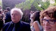 ANDREA TAGLIAPIETRA ed ELISA TETAMO al Matrimonio DI ALFREDO GATTO a SALUZZO