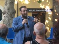DAVIDE GROSSI A CERVIA... seminario su GASTRONOMIA E FILOSOFIA