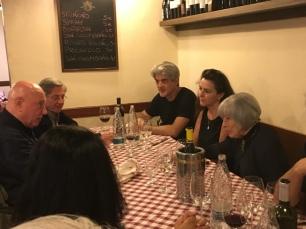 Epicarmo, Tiziana, il figlio di Morellet, TRINI... a MILANO