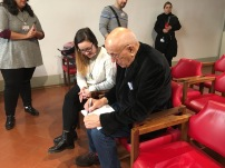 Franco FONTANA autografa un volume (FIRENZE 2017)