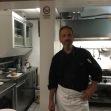 GINO, il mitico chef dello SCIABECCO (Ascea Marina)... the best !!!!