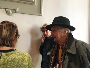 ITALO ZANNIER a Firenze - DICEMBRE 2017