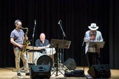 Live performance di MASSIMO DONA' con Michele Polga e Davide Ragazzoni