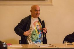 Massimo Donà a PESARO (Ek-statica 2017)
