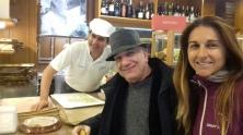 Massimo Donà a Pescara nella Gastronomia di CLAUDIO MINICUCCI (un mito !)