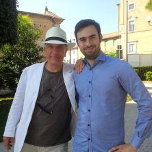 Massimo Donà con ANDREANI i e