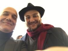 Massimo Donà e Davide Grossi ad AMELIA