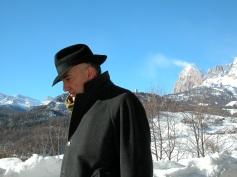 massimo donà in Montagna, sulle Dolomiti copia