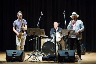 Massimo Donà, Michele Polga e DAVIDE RAGAZZONI a ERBUSCO in concert (2017)