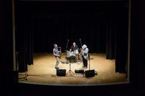 Massimo Donà, Michele Polga e Davide Ragazzoni in concerto a ERBUSCO (giugno 2017)