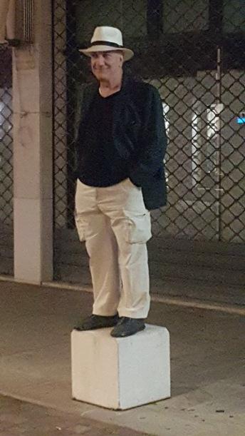 Massimo Donà sul piedistallo MESTRE 16 settembre 2017