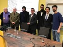 Tommaso Romolotti, Domenico Andrea VIrgallita, NICOLA Cirulli, GIuseppe GIrgenti, FILIPPO MORETTI, con Enrico Berti e Andrea Tagliapietra (SAN RAFFAELE 2017)