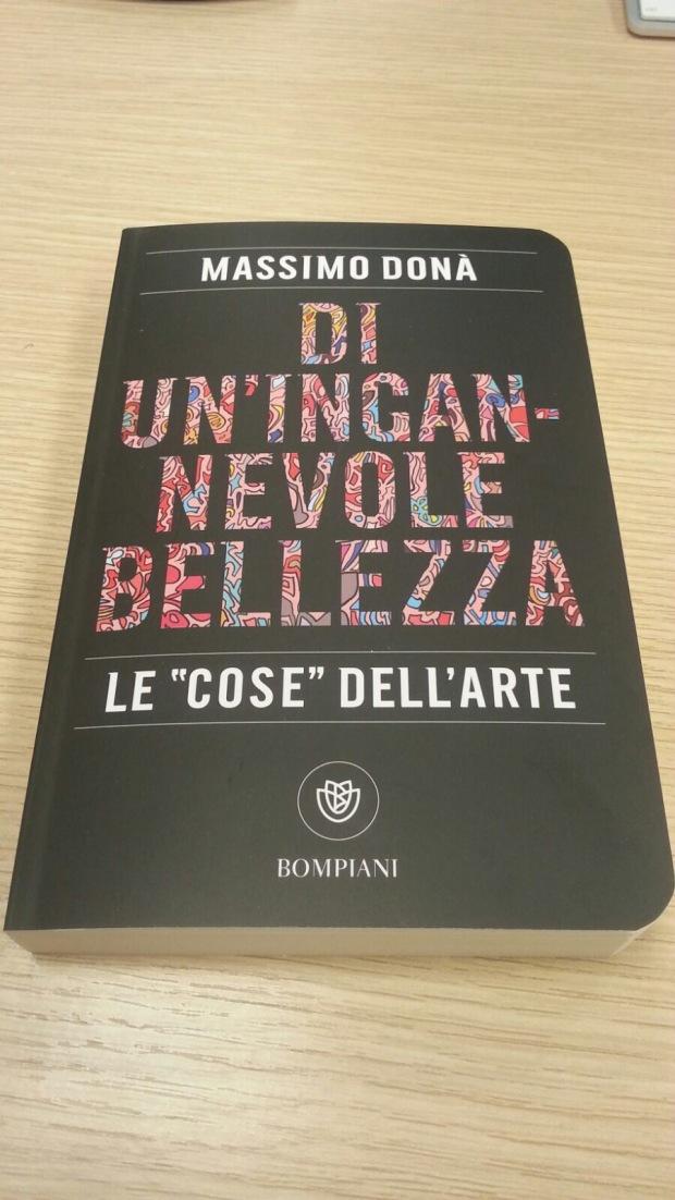 DI UN'INGANNEVOLE BELLEZZA (nuovo libro)