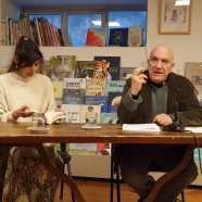 Massimo Donà negli spazi della libreria RINASCITA ad ASCOLI PICENO - aprile 2019