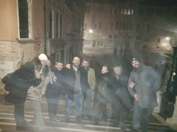 A Venezia in mezzo alla nebbia (2018-2019)
