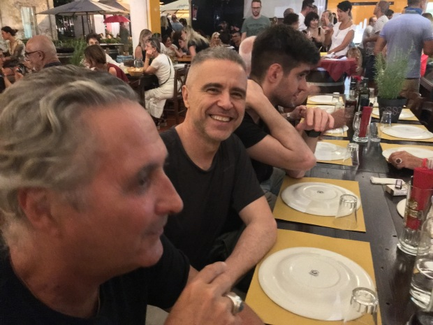 Con ENRICO a cena AGOSTO 2019