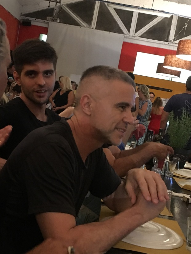 Con ENRICO agosto 2019