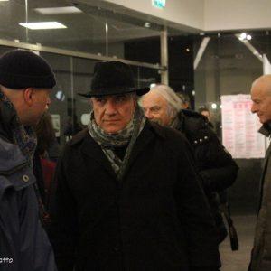 Massimo Donà - dietro si intravvede ENRICO RAVA (2019)