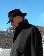 massimo donà in Montagna, sulle Dolomiti FOTO DI RAFFAELLA copia