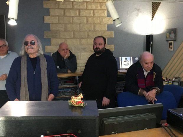 Giorgio SPOLAOR, ENRICO RAVA, DAVIDE RAGAZZONI, ANTONIO MORGANTE e CLAUDIO Donà