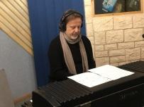 MARCO PONCHIROLI... che classe !!!! durante la registrazione di IPERBOLICHE DISTANZE ! massimo donà ensemble (2018-19)
